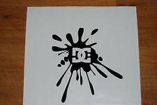 Ken Block  DC Splat Vinyl Decal Sticker, Vw Audi Ford Bmw Honda Skate Snowboard