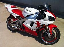 Yamaha YZF R1 exhaust 1998 1999 2000 2001 XB Extremeblaster Muffler 98 99 00 01