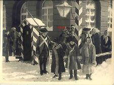 CASANOVA  - 1927 - A.VOLKOFF - I.MOSJOUKINE-TOURNAGE- costumes de Boris BELINSKY