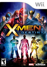 X-Men: Destiny WII New Nintendo Wii, Nintendo Wii