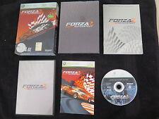 XBOX 360 : FORZA MOTORSPORT 2 - EDIZIONE LIMITATA - Completo, ITA !