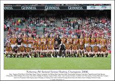 Kilkenny All-Ireland Senior Hurling Campeones 2006: GAA impresión
