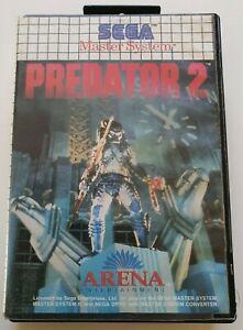 Predator 2 - Sega Master System