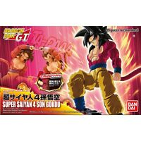 BANDAI FIGURE RISE GOKU SUPER SAIYAN 4 MODEL KIT