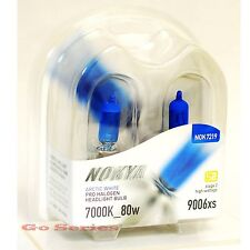 Nokya 9006XS Arctic White Headlight Xenon Halogen Light Bulb 7000K S2