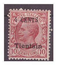 CINA  TIENTSIN   1918 -  Cents   4 su 10   NUOVO **