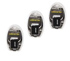 THREE 3X Batteries NP-FV70 for Sony HDR-PJ330 HDR-PJ340 HDR-PJ350 PJ420 PJ430