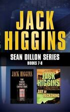 Jack Higgins - Sean Dillon Series: Books 7-8: The White House Connection, Day of