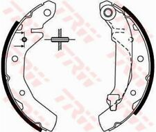 GS8646 TRW Brake Shoe Set Rear Axle