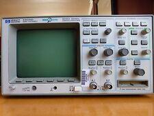 HP/Agilent 54645D 100-MHz Bandwidth Mixed Signal Oscilloscope
