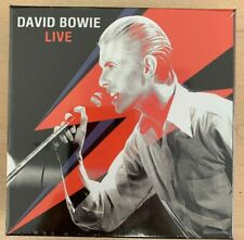 David Bowie 10 CD Live Box Set inc Montreal 1983, Rio 1990, Toyko 1978 plus more