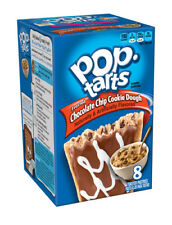 Kellogg's Pop Tarts Frosted Chocolate Chip Cookie Dough American USA Imported