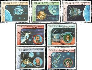 Space Travel (MNH)