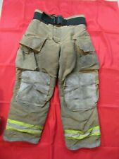 Mfg 2010 Globe Gxtreme 36 X 30 Firefighter Turnout Bunker Pants Fire Rescue