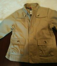 Boys 12 to 24 Months Lightweight Cotton Canvas Jacket Janie and Jack