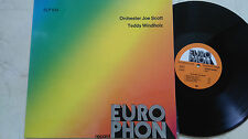 EUROPHON LABEL ORCHESTER JOE SCOTT/TEDDY WINDHOLZ  *NM*