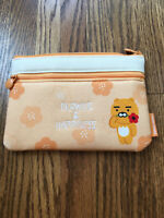 KAKAO FRIENDS Official Goods Face Type Pouch Large Size Ryan