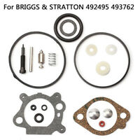Carburetor Carb Rebuild Kit For BRIGGS&STRATTON 492495 493762 498260 Quantum