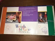 Weigh To Grow Child's or Pet Scale - Model # 7465