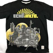 Ecko Unltd Graphic Cotton T-Shirt, Medium