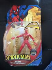 "Marvel Iron Spider-man 6"" 2008 Figure"