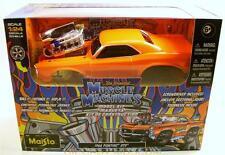 1966 '66 PONTIAC GTO 1:24 DIECAST MUSCLE MACHINES MODEL KIT MAISTO 2013 2014
