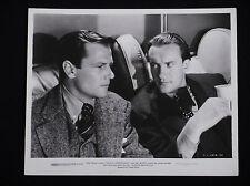 ALFRED HITCHCOCK * FOREIGN CORRESPONDENT 1940 * JOEL MCCREA * VINTAGE PHOTO!!