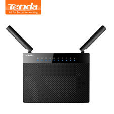 Tenda AC9 802.11ac 1200M Gigabit Wireless Smart Dual Band 2.4/5GHz WiFi Router