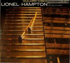 JAZZ LP LIONEL HAMPTON GOLDEN VIBES WITH REEDS AND RHYTHM