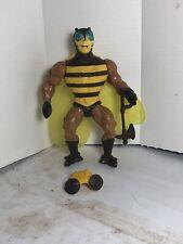 Vintage Motu He Man Action Figure Buzz Off Complete