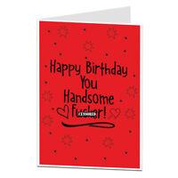Boyfriend Husband Birthday Card