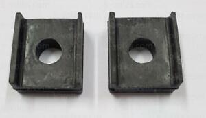 BEETLE GHIA THING FRONT BEAM SHOCK PADS - 2 PCS  Type 1 Bug