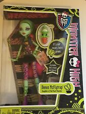 NEW HTF Monster High Doll First Wave Release VENUS McFlytrap Barbie Doll