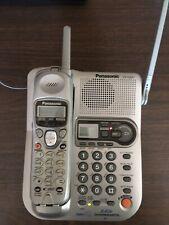 Panasonic KX-TG2257 2.4 GHz Single Line Cordless Phone - 1 Handset