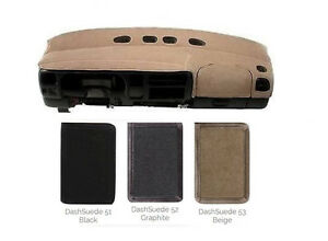 Chevrolet SUEDE Dash Cover - Custom Fit - Pick from 3 Colors                S2CH