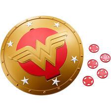 Dc Comics Super Hero Girls Wonder Woman Shield NEW DMP06