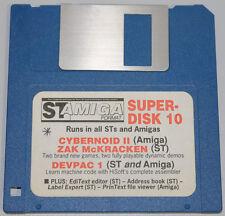 Devpac 68000 linguaggio di programmazione sviluppo software computer ATARI ST