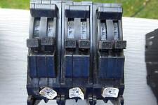 New Listing3 Ge 15 Amp 2 Pole Twintandem Type Tr Tr1515 Plug In Circuit Breaker