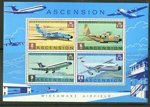 Ascension  1975   Scott # 188a   Mint Never Hinged Souvenir Sheet