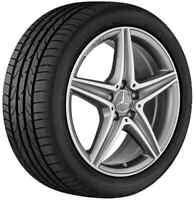 4 Orig AMG Mercedes-Benz Winterräder 245/45 R18 100H A2134011800 E-Klasse W213
