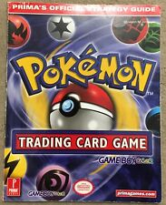 Prima official strategy guide Pokemon Trading Card Game