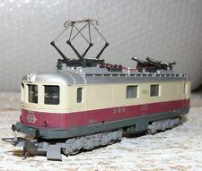 B29 lima 208447 e Lok re 4/4 10050 SBB