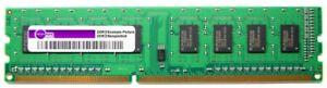 1GB DDR3 PC3-10600U 1333MHz MT8JTF12864AZ-0.0353oz4F1 497156-B88 497156-D88