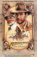 """The Last Crusade ( 11"""" x 17"""" ) Movie Collector's Poster Print (T3) - B2G1F"""