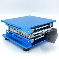 Lift Table Lab Stand Lifter Scientific Scissor Lifting Jack Platform 6x6