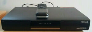Humax FREEVIEW+ TV Recorder & 2 Remotes PVR-9150T 320GB HDD Twin Tuner PVR