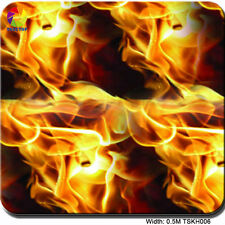 HYDROGRAPHIC FILM WATER TRANSFER PRINTING FILM Flame Hydro Dipping Hydrograph