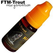 (39,90€/100ml) FTM Halibut 10ml - Fischlockstoff, Lockstoff für Fische