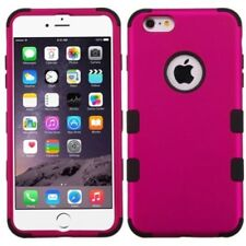 Fundas y carcasas color principal negro de silicona/goma para teléfonos móviles y PDAs Apple