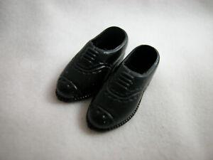 Heidi Ott Dollhouse MIniature 1:12 Scale Adult Male Man's Shoes #XZ760BK